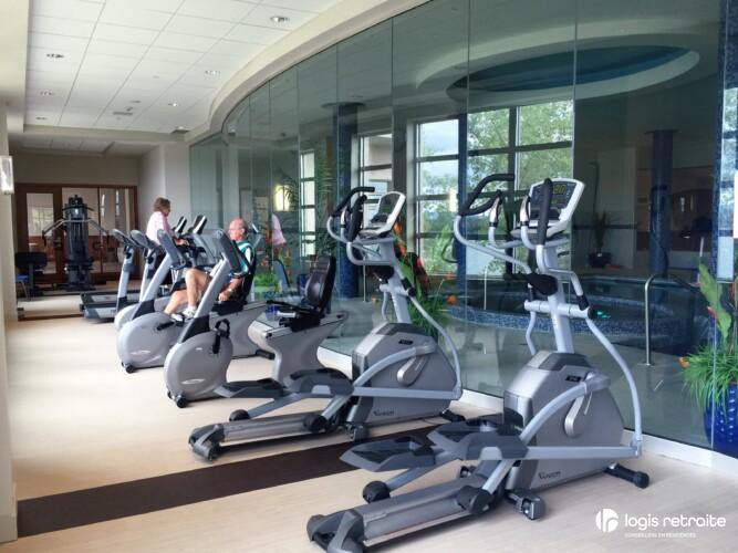 Les Résidences Soleil Manoir Brossard Gym
