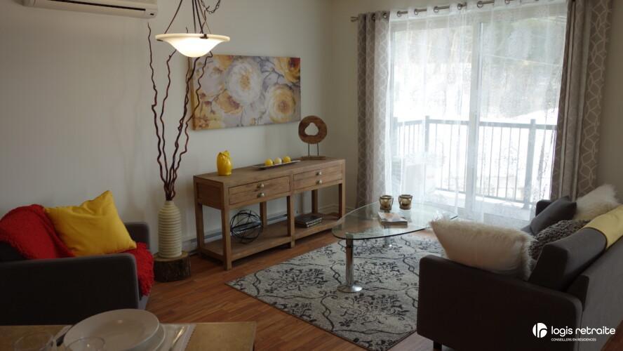 habitation personnes aĝées Blainville