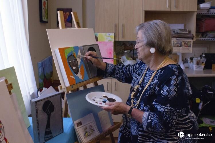 Les Résidences Soleil Manoir Sainte-Julie Peinture