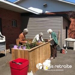 logement pour personnes âgées Fabreville