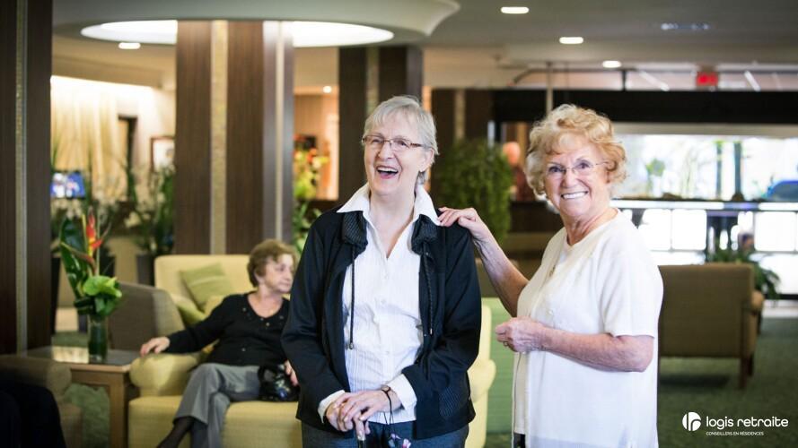 résidence pour personnes âgées Montréal