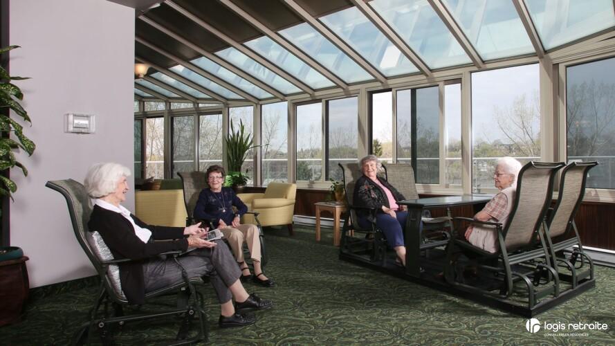 logement pour aînés Montréal