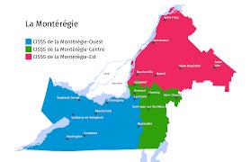 Résidence sur la rive-sud de Montréal