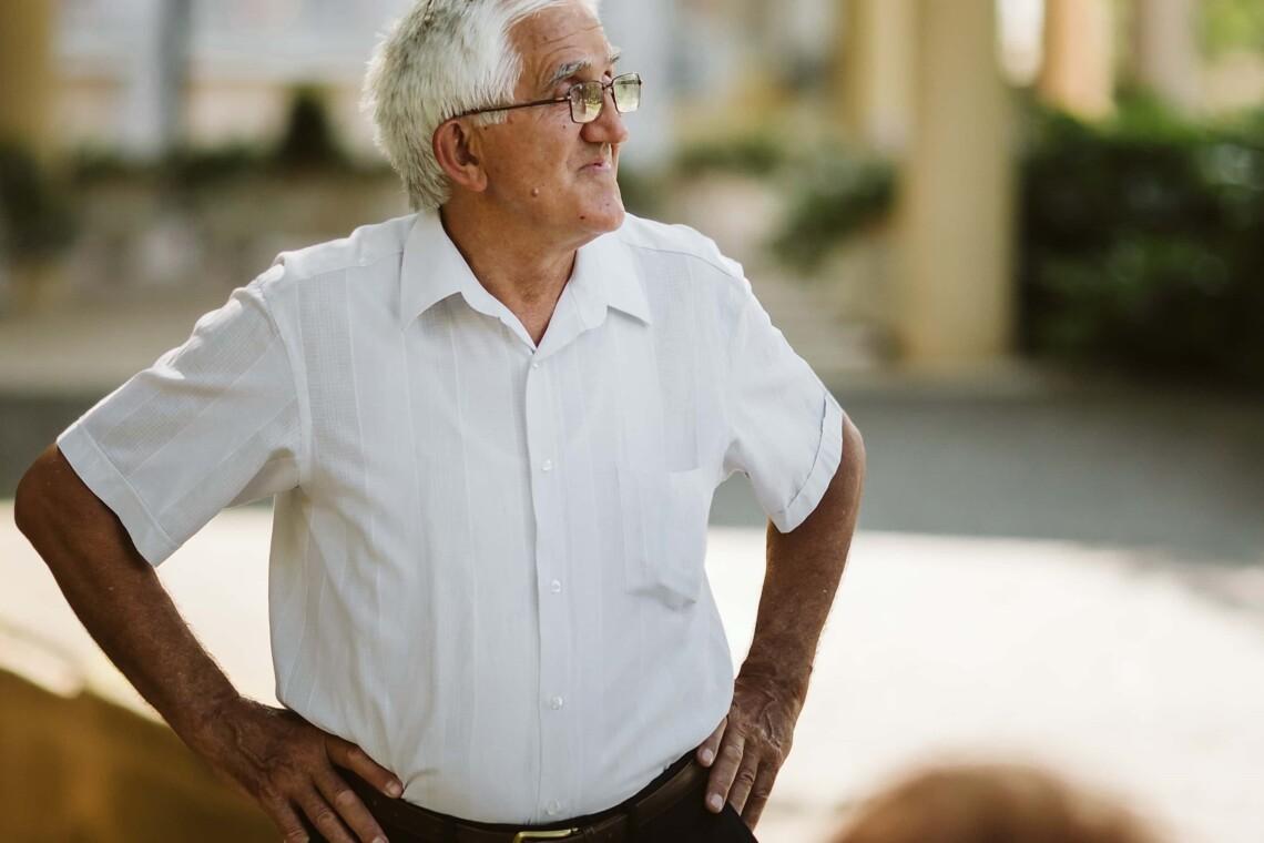Pension de la sécurité de vieillesse
